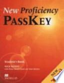 New Proficiency Passkey