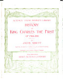 History of King Charles the First of England