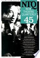 New Theatre Quarterly 45 Volume 12
