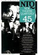 New Theatre Quarterly 45  Volume 12  Part 1