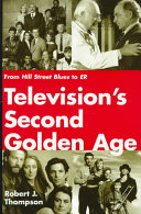 Pdf Television's Second Golden Age