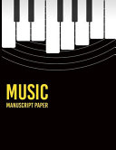 Standard Wirebound Manuscript Paper Book