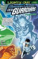 Green Lantern: New Guardians (2011-) #24