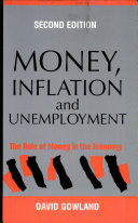 Money  Inflation and Unemployment
