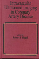 Intravascular Ultrasound Imaging in Coronary Artery Disease