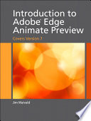 Introduction To Adobe Edge Animate Preview Covers Version 7