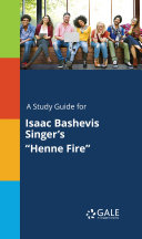 Pdf A Study Guide for Isaac Bashevis Singer's