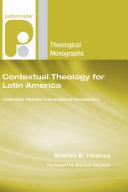 Contextual Theology for Latin America