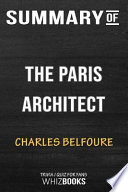 Summary of the Paris Architect: A Novel: Trivia/Quiz for Fans