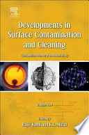 Developments In Surface Contamination And Cleaning Book PDF