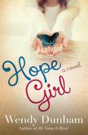 Pdf Hope Girl