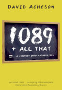 1089 and All That  A Journey into Mathematics