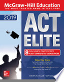 McGraw Hill ACT 2019 Edition Book