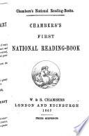 Chambers s national reading books  Chambers s first national reading book