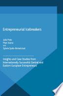 Entrepreneurial Icebreakers