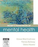 Mosby's Pocketbook of Mental Health ebook