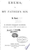 erema my father s sin blackmore r d
