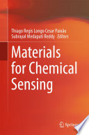 Materials For Chemical Sensing Book PDF