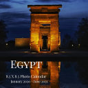 Egypt 8 5 X 8 5 Photo Calendar January 2020   June 2021
