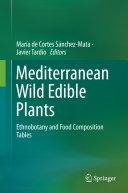 Pdf Mediterranean Wild Edible Plants Telecharger