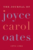 The Journal of Joyce Carol Oates Pdf/ePub eBook