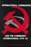 International Communism and the Communist International  1919 43
