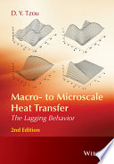 Macro  to Microscale Heat Transfer