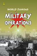 World Famous Military Operations Pdf/ePub eBook