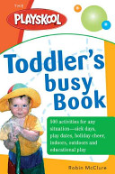 The Playskool Toddler s Busy Play Book
