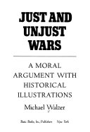 Just and Unjust Wars