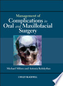 Management Of Complications In Oral And Maxillofacial Surgery Book PDF