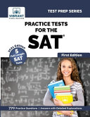 Practice Tests For The Sat PDF