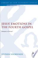Jesus  Emotions in the Fourth Gospel