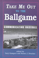Take Me Out To The Ballgame Book PDF