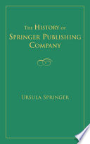 The History of Springer Publishing Company