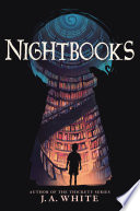 Nightbooks J. A. White Cover