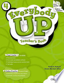 Everybody Up: 4: Teacher's Book with Test Center CD-ROM