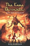 THE KANE CHRONICLES #1: THE RED PYRAMID Pdf/ePub eBook