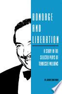 Bondage and Liberation