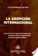 La adopción internacional