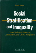 Social Stratification and Inequality Book