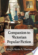 Companion to Victorian Popular Fiction