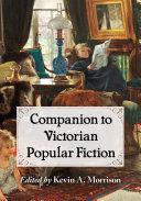 Companion to Victorian Popular Fiction Pdf/ePub eBook