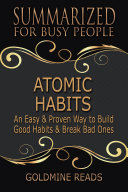 Pdf ATOMIC HABITS - Summarized for Busy People