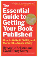 The Essential Guide to Getting Your Book Published Pdf/ePub eBook