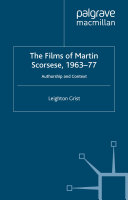 The Films of Martin Scorsese, 1963-77