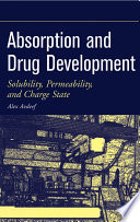 Absorption and Drug Development Book