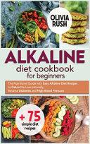 Alkaline Diet Cookbook for Beginners