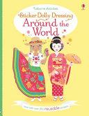 Sticker Dolly Dressing Around the World