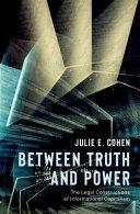 Between Truth and Power Pdf/ePub eBook